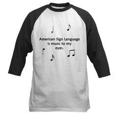 American Sign Language is Music to my Eyes <3