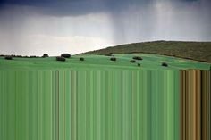 Linear-Blurred Landscape Photos - Landscape Photography by Robert Schlaug Creates a Surreal World (GALLERY)