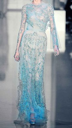 Breathtaking Couture Gowns Fit For An Ice Queen