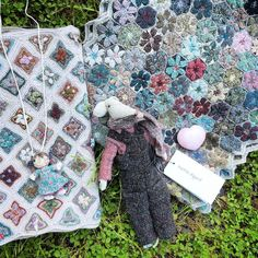 Sophie Digard Scarves & Dolls ~ Epoche