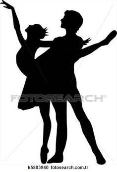 Square Dance Cartoon Clip Art | 106k couple dancing ...