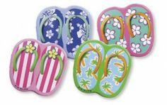 Flip Flops Mint Tins