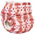 3- You must splurge on a few fun prints that make you smile and make your baby look even cuter!    #clothdiapers #nopins