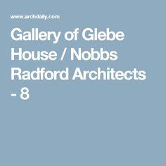 Gallery of Glebe House / Nobbs Radford Architects - 8