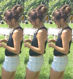 Sophia Smith Asdfghjkl HAIR and outfit as always