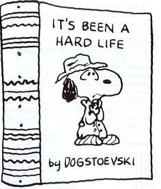 I'm cute, like Snoopy!