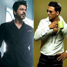 शाहरुख खान और अक्षय कुमार होंगे टिकट खिड़की पर आमन...