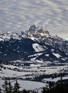 Tannheimer Tal, Tirol, Austria