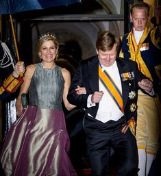 Dutch Royals held annual Gala Dinner for Diplomatic Corps