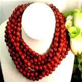 Love red neckleces