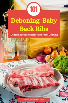 Preparing delicious dishes is always a barbeque lover's dream. Sometimes, even when you are working your heart out but still can't get the desired result, it can become frustrating. However, a few little tricks will solve a lot of issues for you. Smoked Ribs, Delicious Dishes, Barbecue Sauce, Beef, Meals, Cooking, Food, Meat, Kitchen