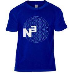 "NE Lapis ""SACRED GEOMETRY & WATER"" T-Shirt"
