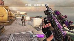 Black Ops 2 Online Multiplayer Sniper Quick Scope Montage/Gameplay