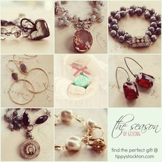 The SEASON of Giving  http://tippystockton.com/category/all.htm