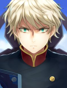Find images and videos about cute, anime boy and aldnoah zero on We Heart It - the app to get lost in what you love. Anime Boys, Manga Boy, Aldnoah Zero Slaine, Cartoon Fan, Mecha Anime, Character Poses, Another Anime, Manga Pictures, Aesthetic Art