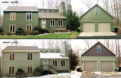 Rempfer Construction, Inc. Board And Batten, Shed, Outdoor Structures, Construction, Home, Building, Ad Home, Homes, Haus