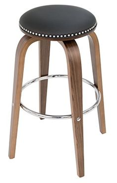 American Woodcrafters Stella Backless Counter Stool