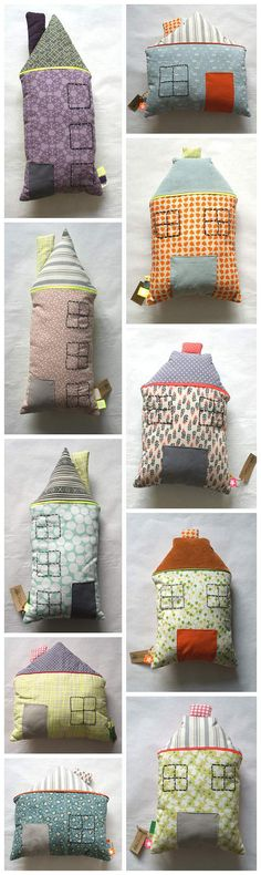 DIY tutorial: Eventyrhuse til børneværelset!