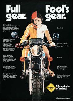 Full gear versus fool's gear