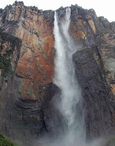 Angel Falls, La Gran Sabana, Bolivar, Venezuela