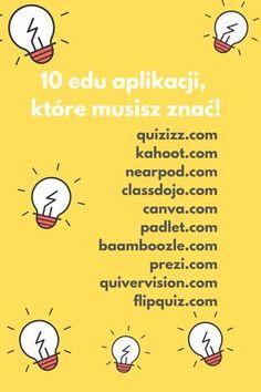 Music Education, Kids Education, Educational Activities, Educational Technology, Teacher Must Haves, Polish Language, English Phrases, School Hacks, School Organization