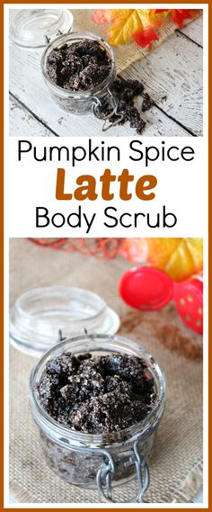 If you love pumpkin spice flavored food, then can you imagine how much you'll love this DIY pumpkin spice latte body scrub? Pumpkin Spice Coffee, Diy Pumpkin, Coconut Oil Body Scrub, Coffee Face Scrub, Face Scrub Homemade, Homemade Soaps, Spa, Diy Scrub, Homemade Beauty Products