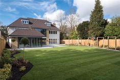 6 bedroom detached house for sale in Penn Road, Beaconsfield, Buckinghamshire, - Rightmove. House Extension Design, House Design, New Homes For Sale, Property For Sale, Self Build Houses, Dream House Exterior, House On A Hill, House Extensions, House Prices