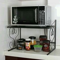 Microwave stand