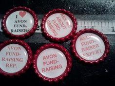 Avon Fund-raiser pins