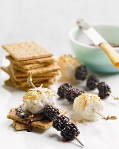 Coconut Desserts, Homemade Ice Cream, Summer Desserts, Grilling Recipes, Fresh Fruit, Sweet Treats, Deserts, Dessert Recipes, Sweets