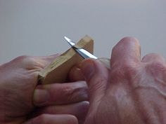 wood carving tutorial. A great site for all sorts of kids crafts. You HAVE to check this out .