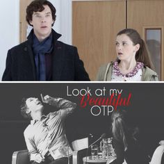 YES! Sherlolly is my OTP allllllllllll the way. :>