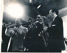 Buck Clayton, Bennie Morton, Lester Young