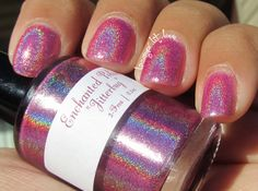 Jitterbug - Enchanted Polish.