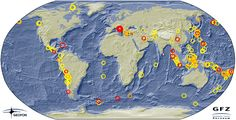 Terremoti in tempo Reale