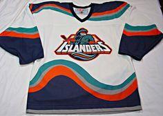 Vintage New York Islander's Jersey! Hurry, ends soon!!