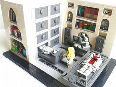 Area 51 Autopsy room: A LEGO® creation by Leons_rotten_corner . : MOCpages.com