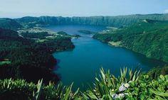 Azoren, Sete Cidades