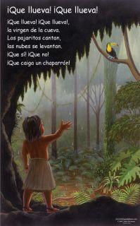 Nursery Rhymes in Spanish - Bilingual Planet Basic Spanish Words, Spanish Lessons For Kids, Spanish Songs, Spanish English, Learn Spanish, Spanish Classroom, Teaching Spanish, Circle Time Songs, Poetry For Kids