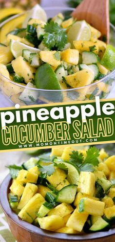 Easy Salad Recipes, Easy Salads, Side Dish Recipes, South African Recipes, Ethnic Recipes, Best Side Dishes, Dehydrated Food, Feeding A Crowd, Cucumber Salad