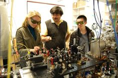 research, science, physics, atoms, zeno effect, cornell