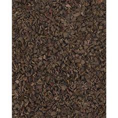 Chandra Rugs Art Dark Brown Shag Runner Rug - ART3681-266