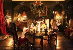 Welcome to 18 Folgate Street, London: The 18th Century Christmas Home - The Chromologist