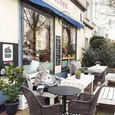 Lieblingscafes: Kieztörtchen I Dortmund Kreuzviertel