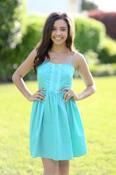 Annabelle Dress - Mint – Hazel & Olive