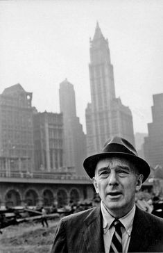 'Man in Profile: Joseph Mitchell of The New Yorker,' by Thomas Kunkel - NYTimes.com