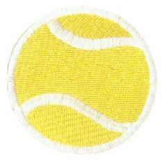 Machine Embroidery Designs Tennis