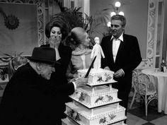 Sophia Loren, Tippi Hedren, Marlon Brando and Charlie Chaplin