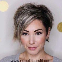 12.Kurz Haarfarbe Idee