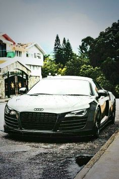 Twitter / _PedroNaranjo_ : @Audi Cook @audispain #Audi R8 ...